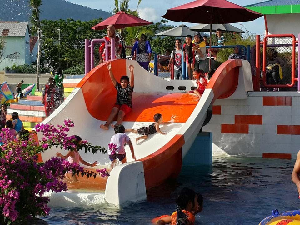 Jasa Kontraktor Waterboom